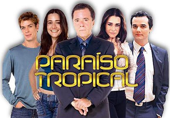 Nueva Telenovela brasileña, Paraiso Tropical.