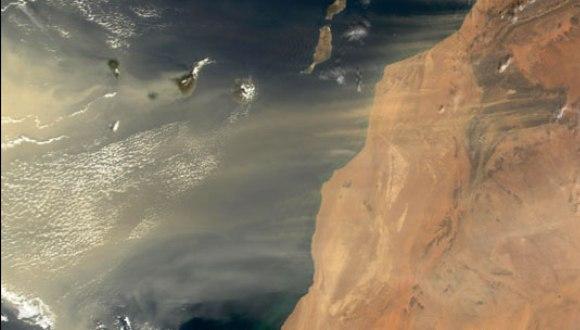 Resultado de imagen para polvo del sahara