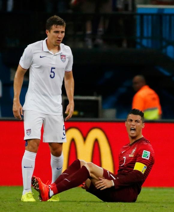 Ronaldo. Foto: Reuters