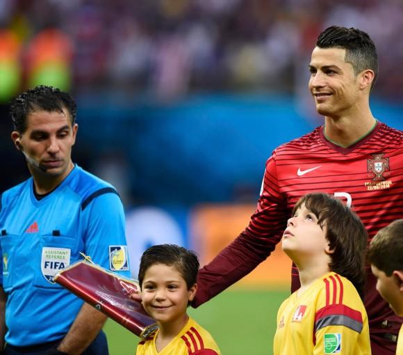 Cristiano Ronaldo. Foto: Reuters
