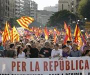 protestas contra el rey de españa