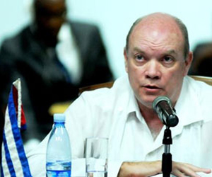 Rodrigo Malmierca llama a elevar eficiencia en comercio exterior.