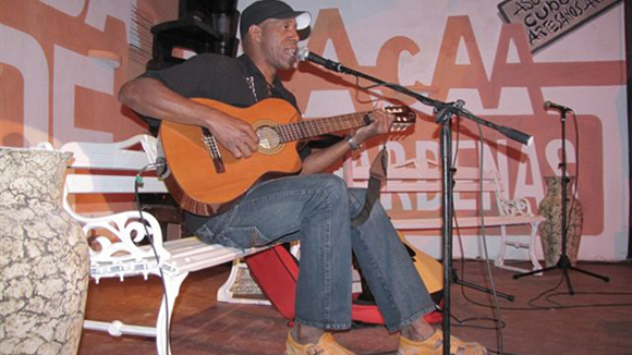 Tony Ávila. Foto: Juventud Rebelde.