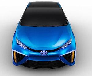 Toyota fabricará automóvil capaz de flotar