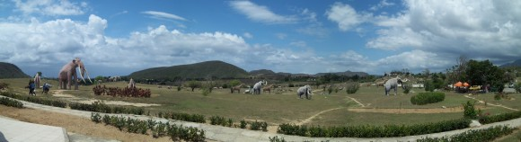 Valle de la Prehistoria, Santiago de Cuba. Foto: Rodolfo Sarmiento Cordero