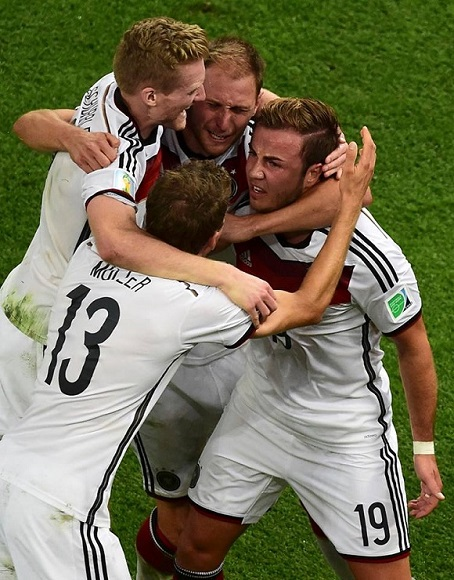 alemania final copa mundial