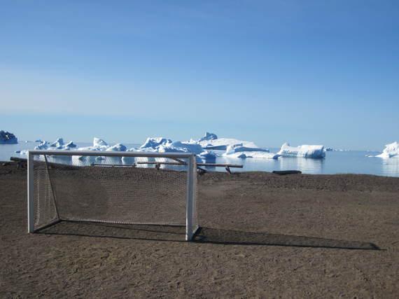 Dos semanas entre los inüit de Groenlandia