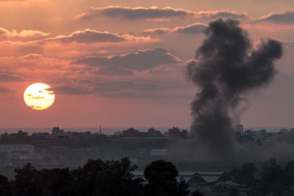 Asciende a 576 muertos por operación militar israelí en Gaza