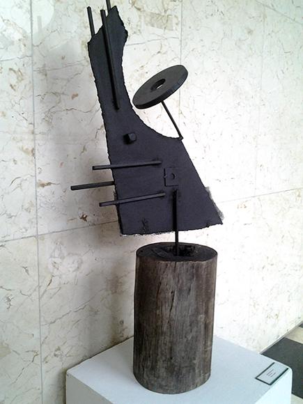 Habana abstracta libre expresi n cubadebate - Esculturas de madera abstractas ...