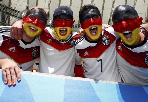 Seguidores de Alemania.