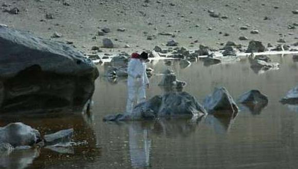 Antártida contaminación 1