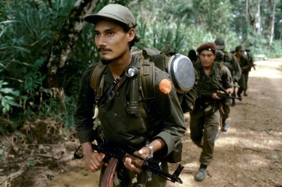 Apoyó a la contra nicaragüense para derrocar al gobierno nicaragüense. Foto: Alamy