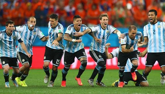El equipo albiceleste jugará la final contra Alemania el próximo 13 de julio
