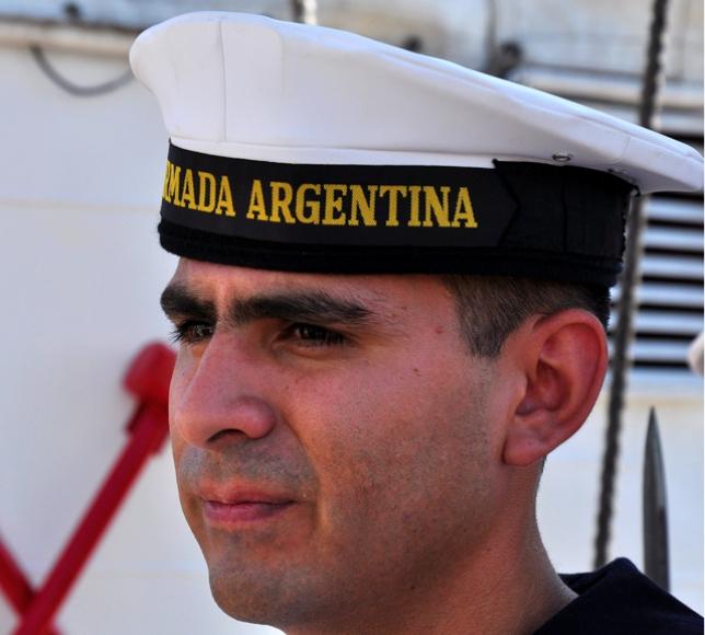 Armada Argentina.