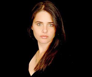 Ayelet Shaked, miembro del Parlamento israelí.