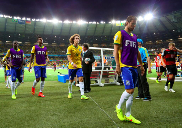 Brasil a vestuarios
