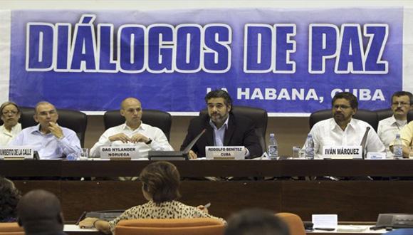 Escuchan en Cuba testimonios de víctimas de conflicto colombiano.