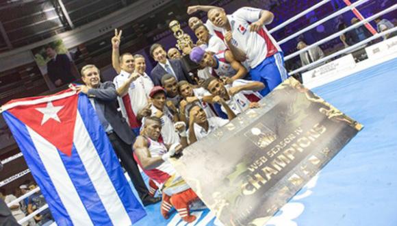 Domadores-de-Cuba-campeones-de-la-WSB-2014 A