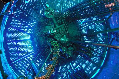 La hazaña cuántica se logró en el Intituto Laue-Langevin (ILL) en Grenoble, Francia / BBC Mundo