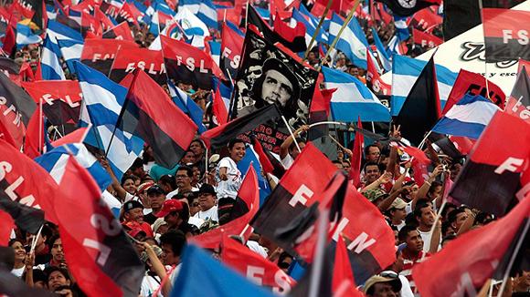 Celebra Nicaragua un aniversario más de la Revolución Sandinista