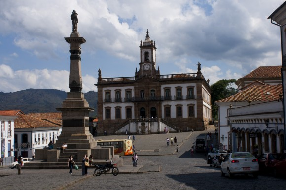 Ouro Preto, Minas Gerais, Brasil. Fotos: Prof. Silvia C. Diaz Llera