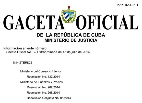 Anuncia Gaceta Oficial nuevas normas para sistema de alojamiento estatal en Cuba
