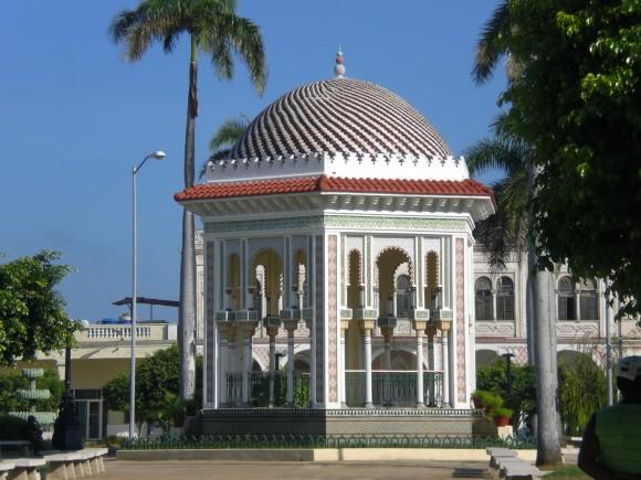 La Glorieta de Manzanillo. Foto: Orlando Aguilar