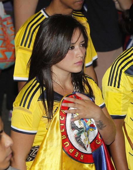 Colombia se viene abajo.