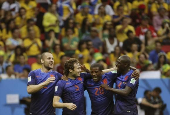 Holanda celebra