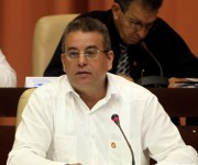 Gustavo Rodríguez, Ministro de la Agricultura. Foto: Ladyrene Pérez/Cubadebate.