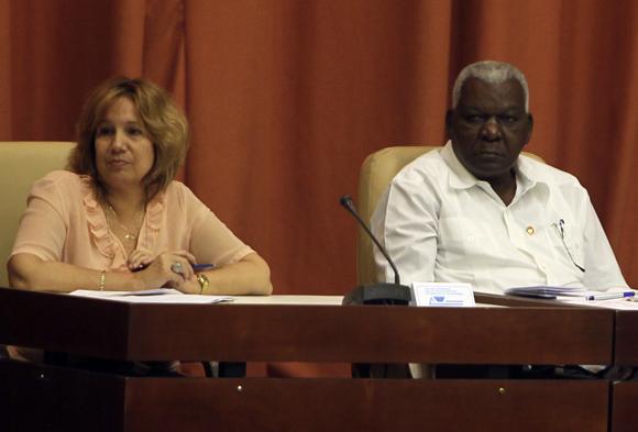 Informe del Ministro de la Agricultura a la reunión de intercambio con los diputados a la Asamblea Nacional del Poder Popular.  (6)