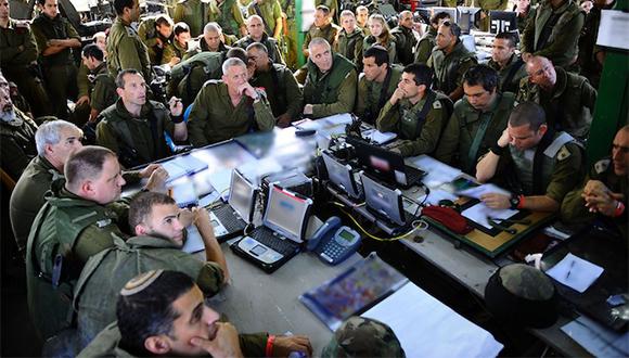 Israel Gaza internet