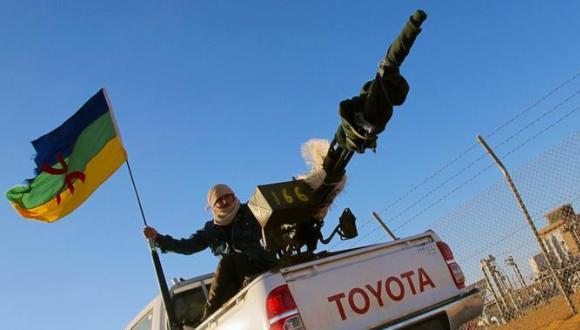 Libia milicias violencia
