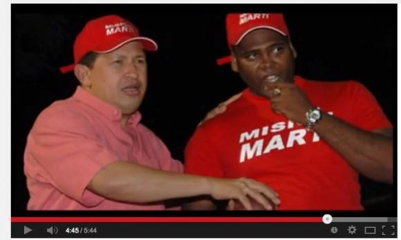 Médicos que atendieron a Chávez cantan Los amigos del amigo4