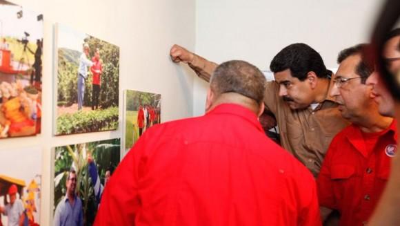 Maduro Chávez