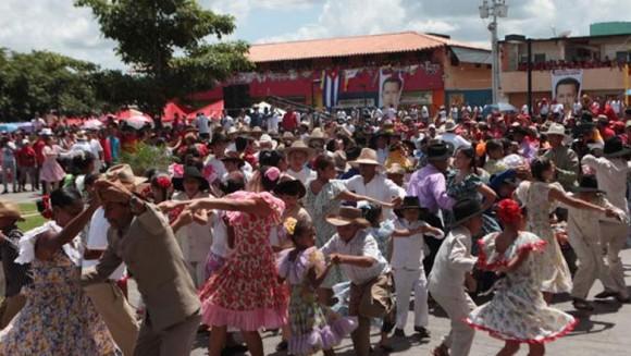 Maduro en Barinas