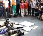 Manifestacion Periodistas