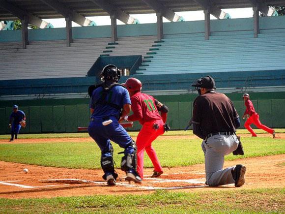 Mayabeque contra La Habana B