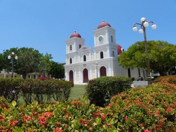 Parque de Gibara. Foto: Rubén Infante Senra