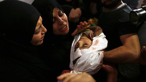 Gaza: el genocidio y sus (sin)razones