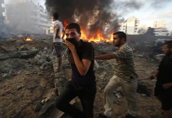Foto: Suhaib Salem / Reuters.