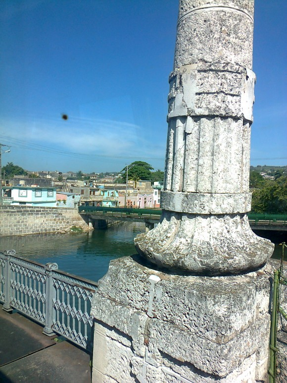 REcibimiento en la ciudad de los puentes, Foto: Dolennis Concepción Hidalgo