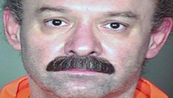 Fotografía sin fechar cedida por el Departamento de Correccionales de Arizona que muestra a Joseph Rudolph Wood. EFE