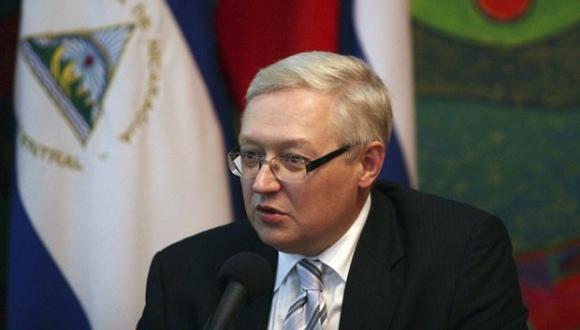 Serguéi Riabkov, viceministro ruso de Asuntos Exteriores. Foto: AP.