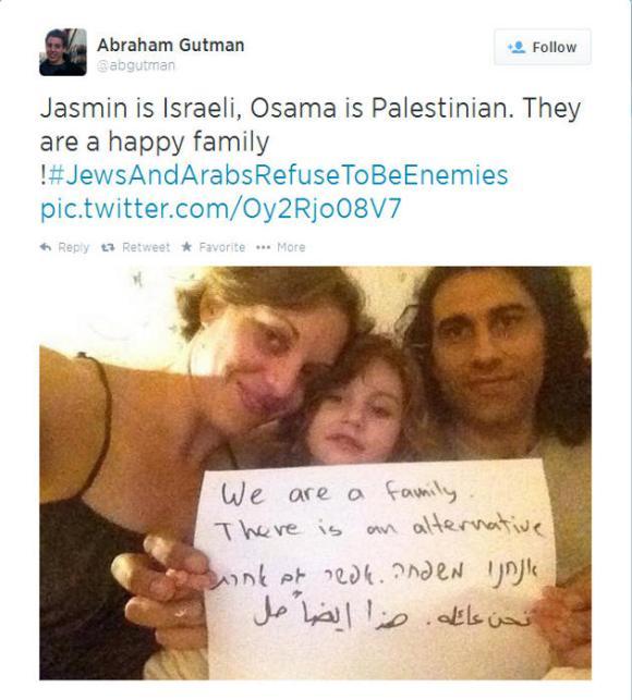 Twitter árabes judíos 1