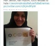 Twitter árabes judíos 13