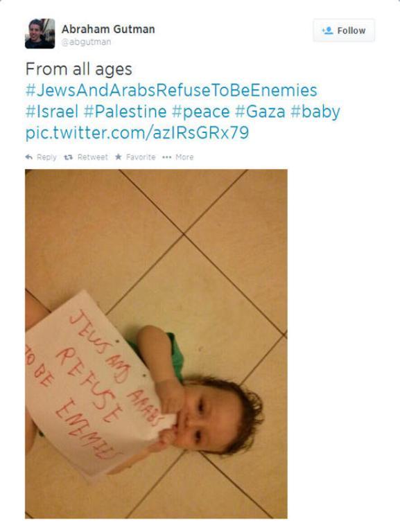 Twitter árabes judíos 3