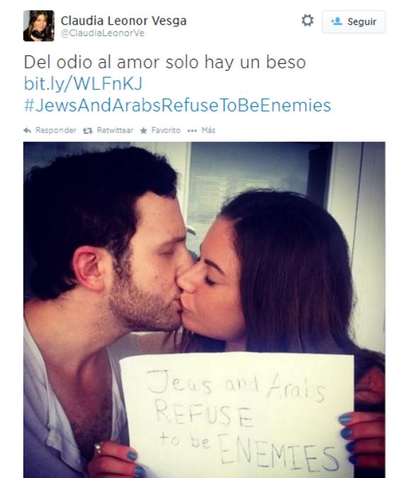Twitter árabes judíos 4