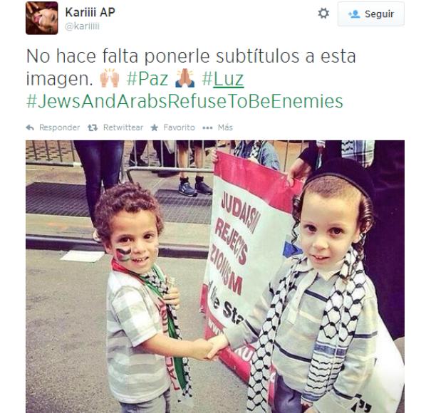 Twitter árabes judíos 7