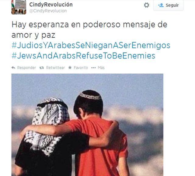 Twitter árabes judíos 8
